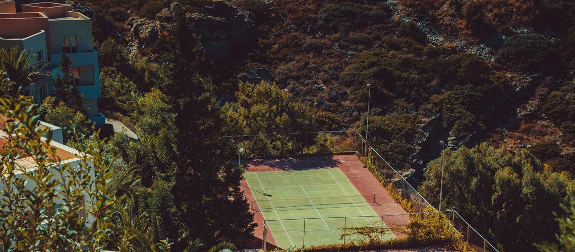Tennis promosejours athina palace crete