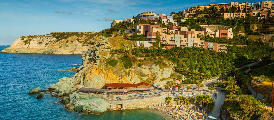 Crète - Grèce - Club Coralia CHC Athina Palace Resort & Spa 5*