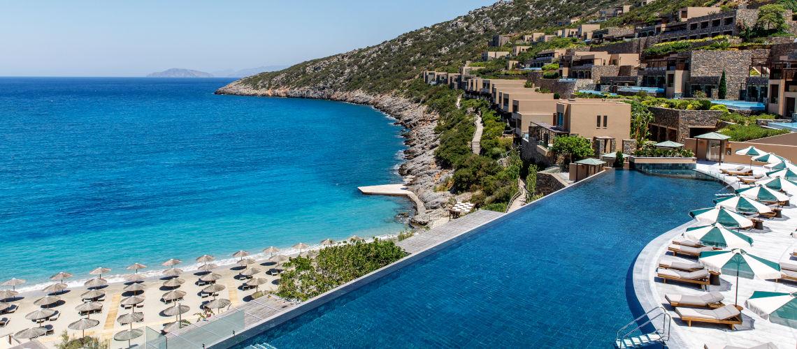 Daios Cove Luxury Resort & Villas 5* Luxe
