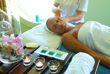 media 3992 spa face treatment