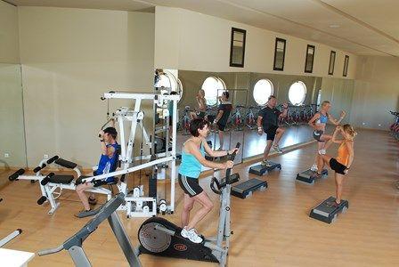 media 7017 fitness room
