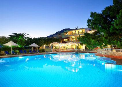 HOTEL AROMA CRETA 3* - voyage  - sejour