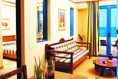 Crète - Grèce - Hôtel Castello Village 4*