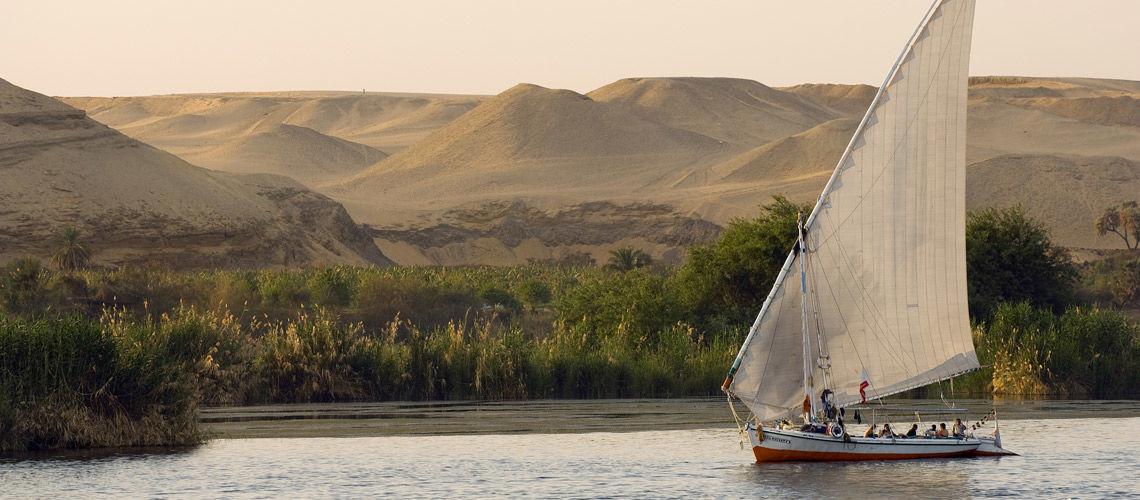 Croisière sur le Nil 5* De Louxor à Assouan Sans Visite