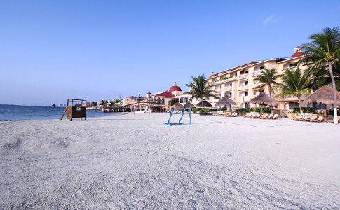 AllRitmo cancun beach