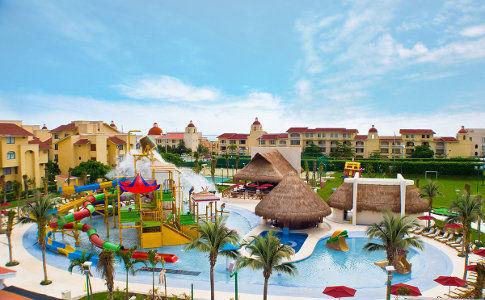 Mexique - Riviera Maya - Cancun - Hôtel All Ritmo Cancun Resort & Water Park 3*