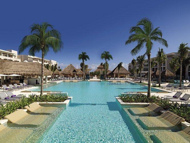 Hotel paradisus playa del carmen la perla 5 playa del for Villas las perlas playa del carmen