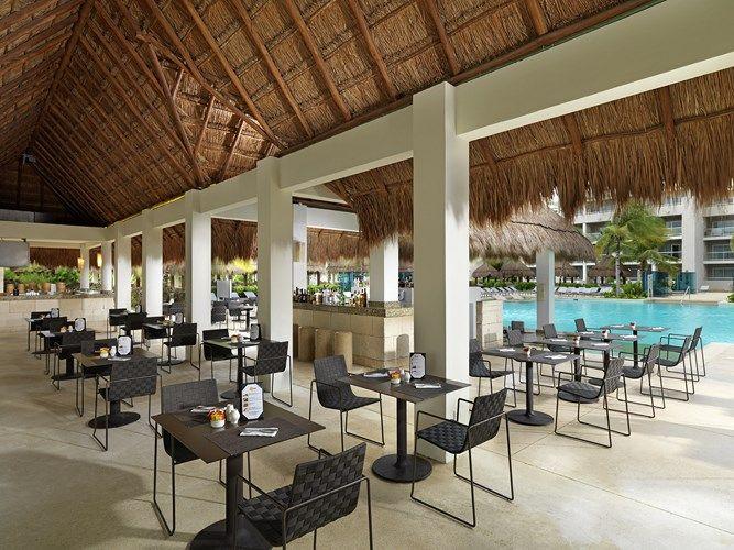 paradisus playa del carmen la perla 5 adult only sejour mexique avec voyages auchan. Black Bedroom Furniture Sets. Home Design Ideas