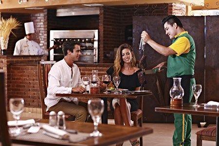 Restaurant Fogo de Janeiro -rodizio
