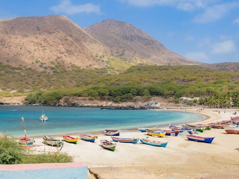 Découverte 3 Iles : Santiago, Sao Vicente, Santo Antao - Praia to Mindelo