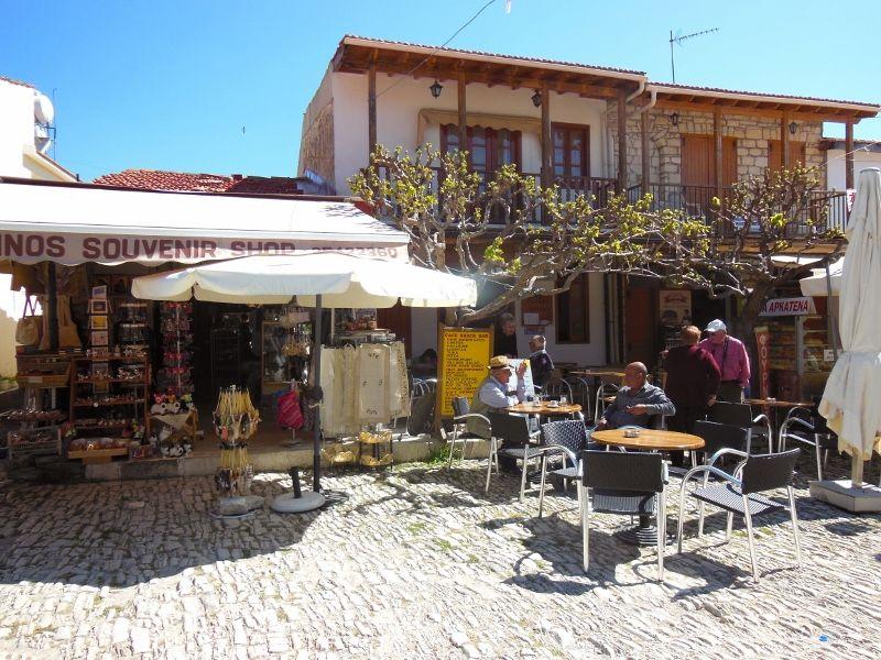Circuit chypre sans frontiere chypre avec voyages leclerc for Toulouse chypre
