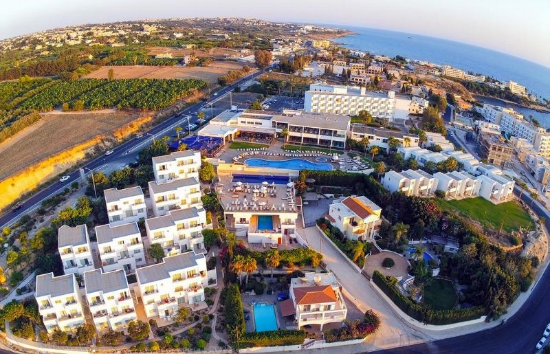 Séjour Chypre - Theo Sunset Bay Holiday Village 4*