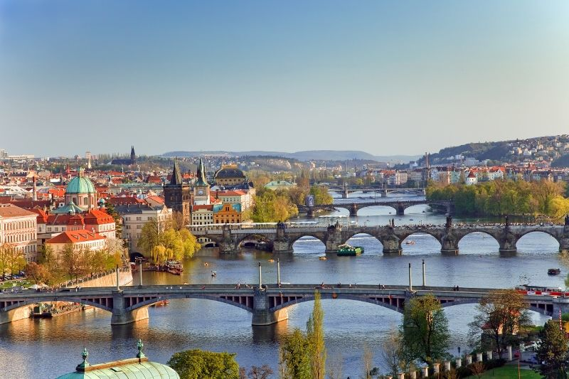 Escapade à Prague 4 *