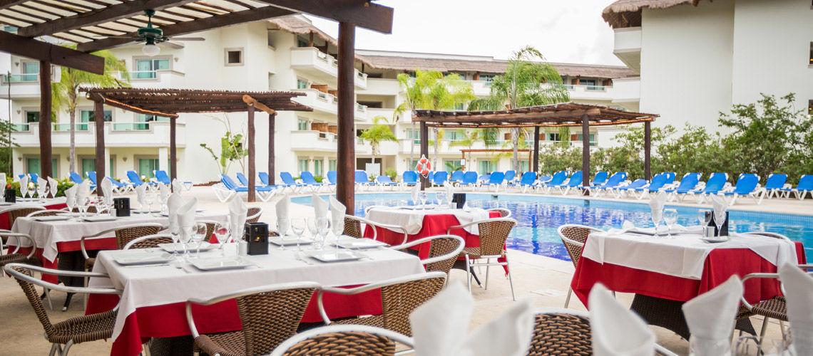 restaurant club coralia grand esmeralda
