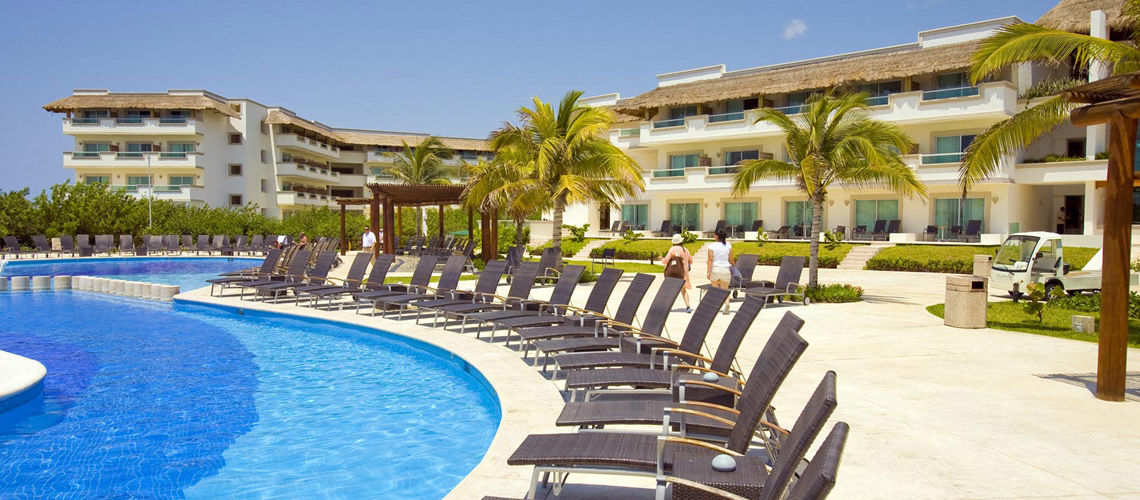 Mexique - Riviera Maya - Playa del Carmen - Club Coralia BlueBay Grand Esmeralda 5*