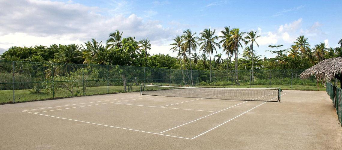 Tennis promosejours grand paradise samana rep dom