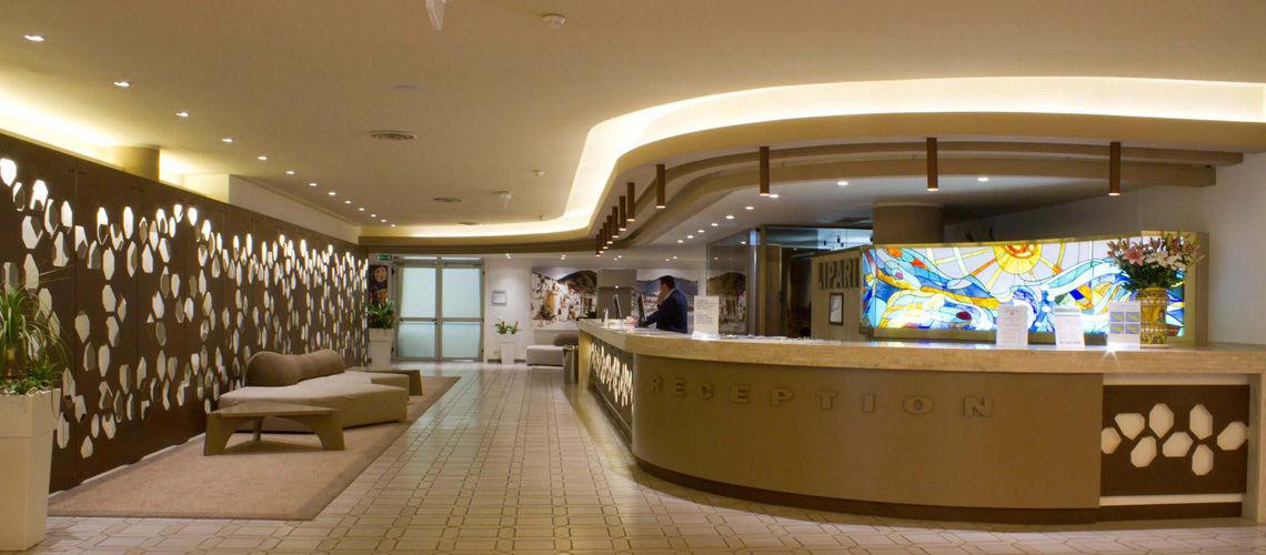 Reception club coralia lipari