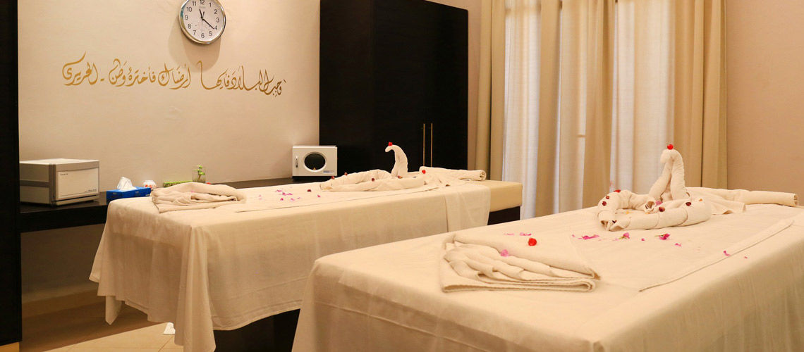 spa coralia marrakech
