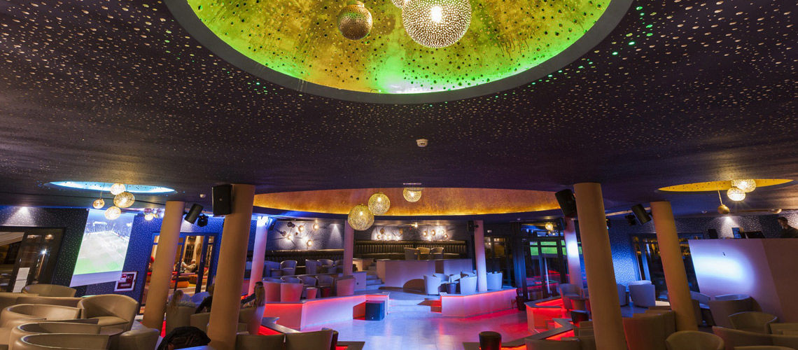 Discotheque club coralia marrakech
