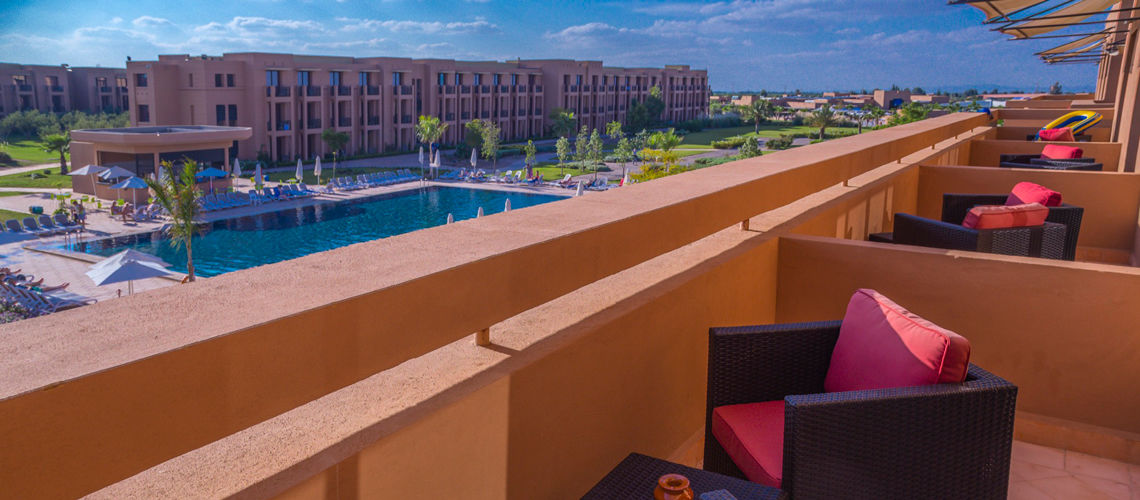 Balcon club coralia marrakech