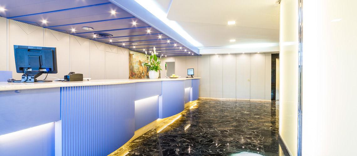 Reception club coralia palmanova