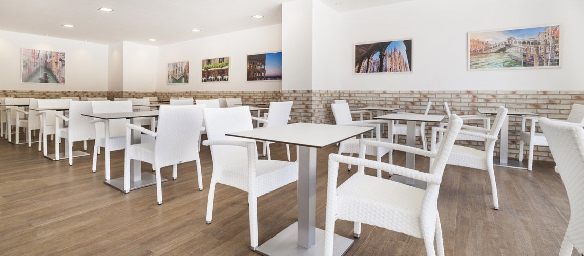 Restaurant club corlia palmanova