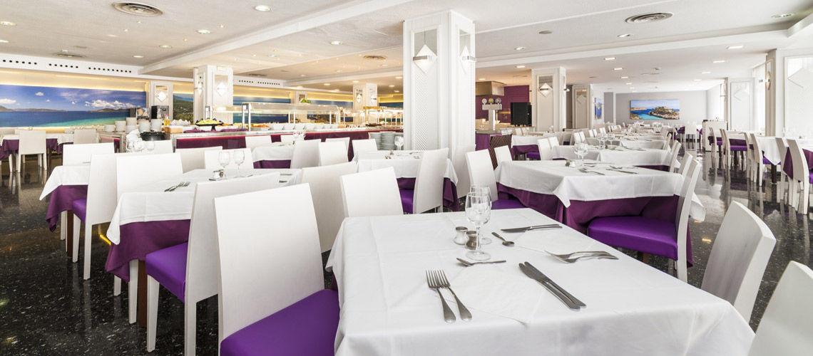 Restaurant club coralia palmanova