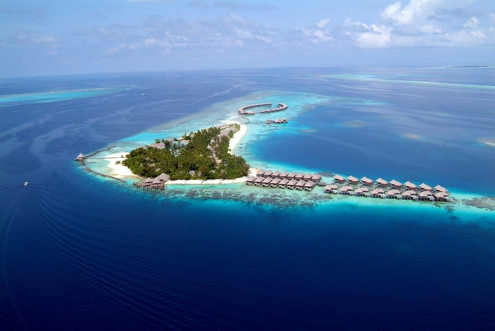 Coco Bodhu Hithi 5* Luxe - voyage  - sejour