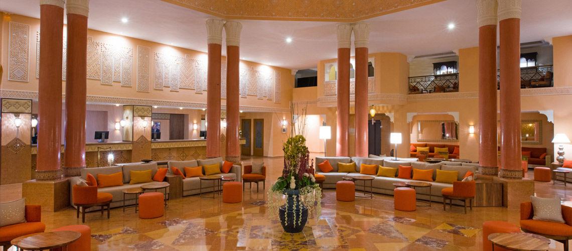 Hall combine combine grand sud maroc extension kappa club iberostar palmeraie