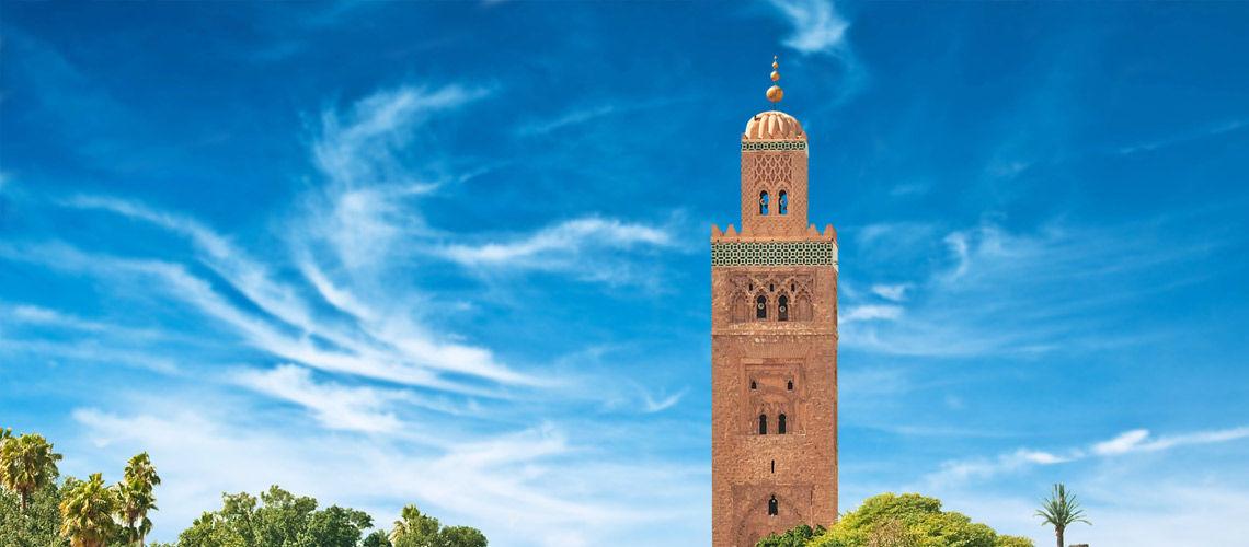 Koutoubia combine grand sud maroc extension kappa club iberostar palmeraie
