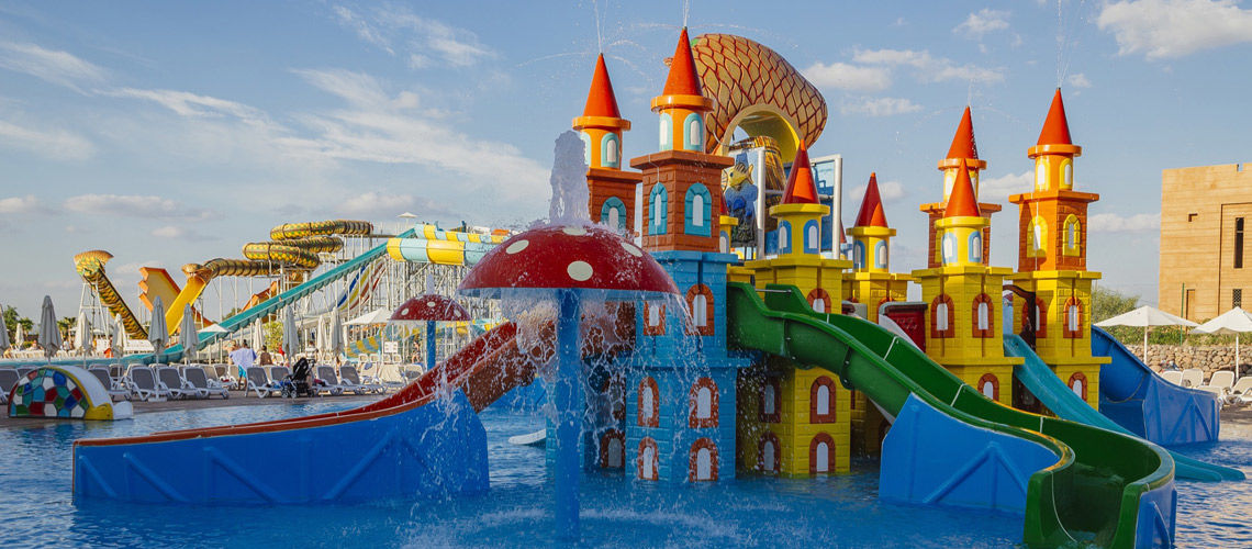 Kids club combine grand sud maroc extension club coralia aqua mirage