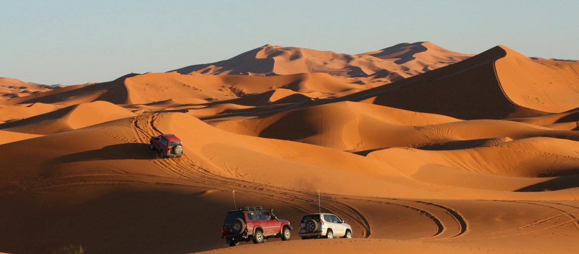 Maroc - Sud Marocain - Circuit Grand Sud Maroc avec extension Club Coralia Aqua Mirage 4*
