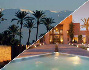 Combiné Grand Sud Maroc & Extension Club Coralia Marrakech 4*