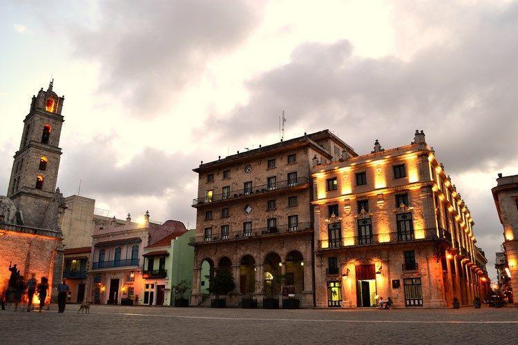 Havana - Plaza San Francisco de Asis 2