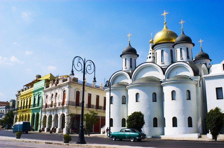 Havana - Templo Ortodoxo Ruso