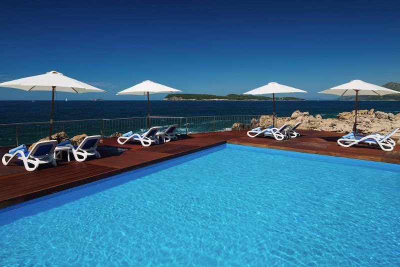 Neptun Dubrovnik 4* - voyage  - sejour