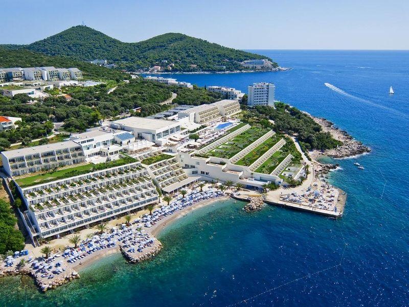 Valamar Dubrovnik President 5* - voyage  - sejour
