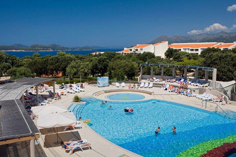 Séjour Croatie - Tirena Sunny Hotel by Valamar 3*