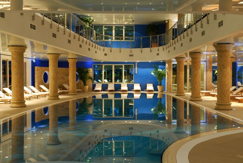 Spa pool 1