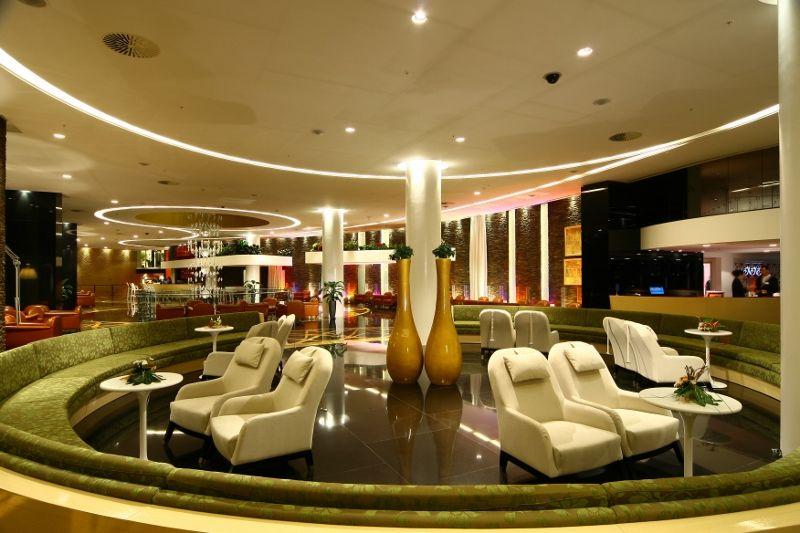 Splendid reception hall