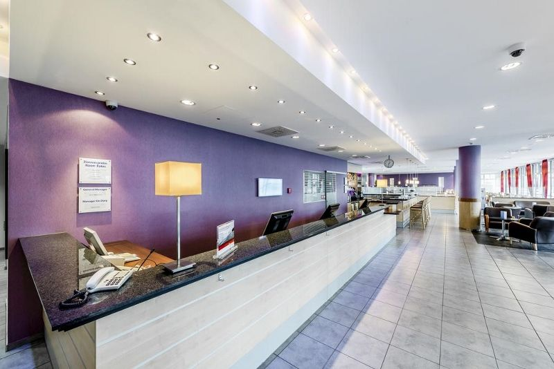Photo n° 3 Holiday Inn Express Berlin City 3* « sans transfert »