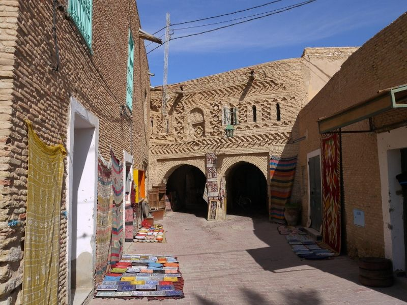 Tunisie - Circuit Mer et Désert 4*