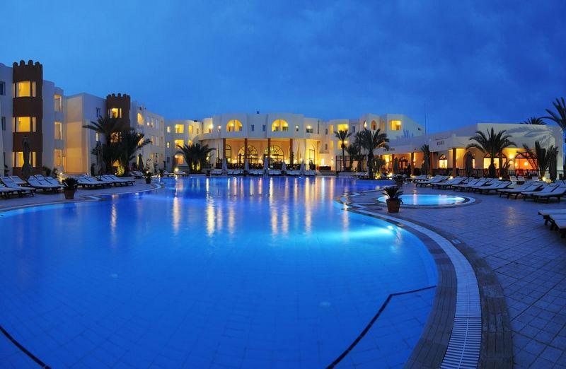 Green Palm 4*, Djerba
