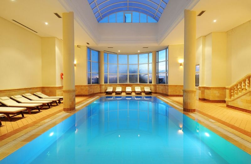 Hotel Toulouse Piscine Couverte