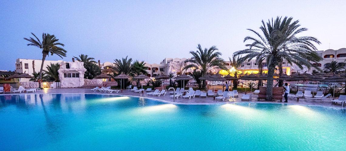 Tunisie - Djerba - Boutique-hôtel l'Hacienda 4*