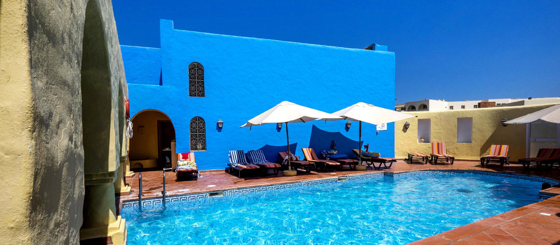Club Coralia Hacienda Les 4 Saisons 4*, Djerba