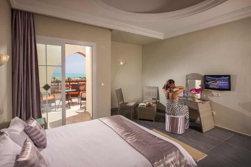 Hotel lella meriam 4 zarzis tunisie avec voyages for Hotels zarzis