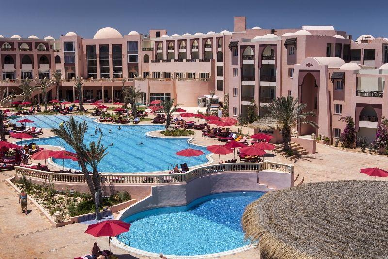 Lella Meriam 4*, Djerba