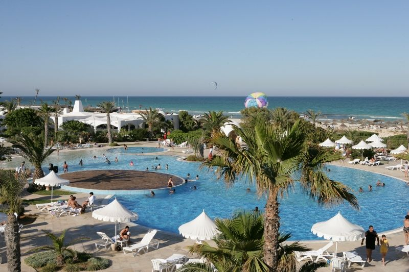 magic hotel iliade djerba 4 djerba tunisie avec voyages leclerc boomerang ref 494052. Black Bedroom Furniture Sets. Home Design Ideas