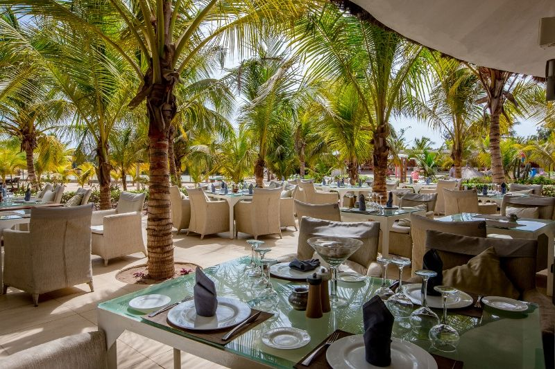 Sénégal - Saly - Hôtel Lamantin Beach Resort & Spa 5*